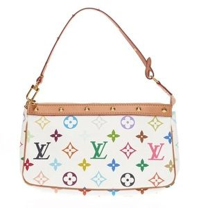 Louis Vuitton Multicolor Pochette ✨